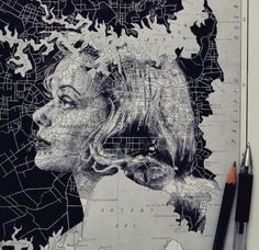 Cartographic par Ed Fairburn