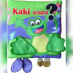 Saya menjual BUKU BANTAL Kaki Siapa ? seharga Rp57.000. Dapatkan produk ini hanya di Shopee! http://shopee.co.id/mainan.edukatif/3836862 #ShopeeID