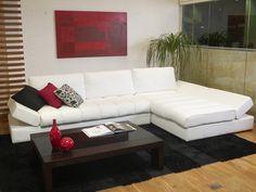 Sofás longos | Só Interiores