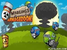Warlings: Armageddon  Android Game - playslack.com , guide organization of humorous circular soldiers and conquer powerful foes. battle on distinct representations with a collection of hindrances. demolish all the foes to finish competing  levels in this game for Android. supply your soldiers with a collection of armaments from firearms and appliance weapons to missiles and bombs. On each turn, you'll control an individual soldier injuring  the foe, or moving your conqueror. Objects and…
