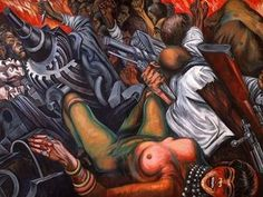 Diego Rivera, Jackson Pollock, Clemente Orozco, Mexican People, Define Art, Social Realism, Mexican Artists, Mural Painting, Art Forms