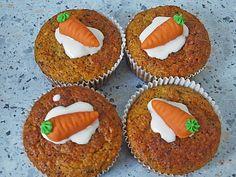 Möhren - Muffins (Rezept mit Bild) von niciha   Chefkoch.de