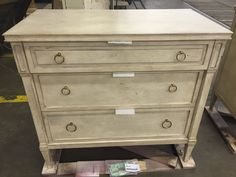 Maison '47 drawer chest, 899-202, in our Shell finish.  Beautiful!