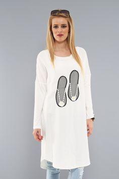 CNG 9185 TUNIK | TUNİK | Ebrucamoda.com | Online Mağazanız - Tesettür Giyim, Tunik, Bluz