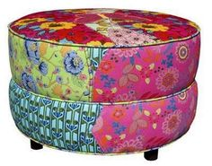Pouf made out of two old tyres. Tire Furniture, Outside Furniture, Indoor Outdoor Furniture, Tyres Recycle, Reuse Recycle, Tire Ottoman, Cosy Room, Tire Chairs, Old Tires