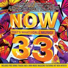 "NOW That's What I Call Music, Vol 33 had some of our favorite hits in 2010 like Lady Gaga's ""Bad Romance"" and Owl City's ""Fireflies""!"