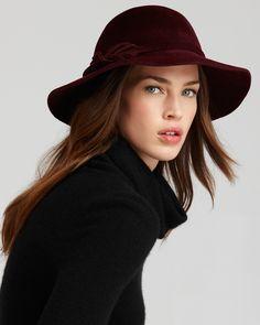 Helen Kaminski Mildred Wide Brim Felt Hat | Bloomingdale's ~so chic