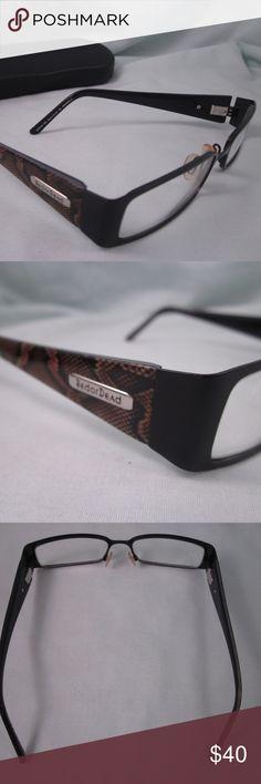 30fd86cc56e RED OR DEAD Rx Eyeglasses 4000232 SNAKE SKIN SPECSAVERS Rx Eyeglass Frames  Red or Dead Model