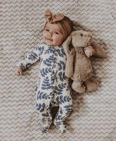 40 Impressive Newborn Baby Girl Summer Outfits Ideas – Suzy's Fashion - Kindermode Fashion Kids, Baby Girl Fashion, Newborn Fashion, Babies Fashion, Toddler Fashion, Fashion Outfits, Womens Fashion, Girls Summer Outfits, Kids Outfits