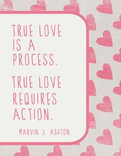 #Quote from Marvin J. Ashton