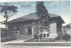 Ida Public Library  --  Belvidere