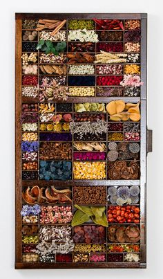 Large Nature Mosaics Tray by Loie07 on Etsy, $450.00