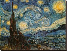 Starry Night {van Gogh}