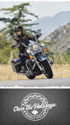 Attitude & Innovation unite.   Harley-Davidson Women's Miss Enthusiast H-D Triple Vent System™ Leather Jacket