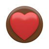 Cookie Molds - Chocolate Covered Oreos heart Mold