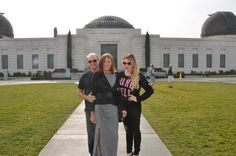 Do not forget to visit the Griffith Observatory when you are in Los Angeles.  We take our Elite Adventure Tour guests up the hill just to examine the building and enjoy the views of the local mountains and the Los Angeles basin.  On clear days you can see the shoreline.  On very clear clear days you can see Catalina Island.