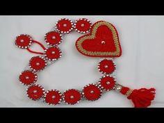 DIY arts and crafts - Best reuse ideas - Woolen Craft ideas - Best out of waste - Woolen Design Diy Crafts Vintage, Diy Crafts For Gifts, Easy Diy Crafts, Diy Arts And Crafts, Diy Crafts Videos, Diy Craft Projects, Craft Ideas, Diy Crafts For Bedroom, Diy Crafts For Teen Girls