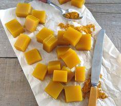 Anti-Inflammatory Turmeric Gummies (AIP, Dairy & Gluten-Free)