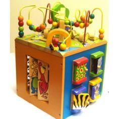 Детская игрушка Большой лабиринт Коробка. Артикул 8089