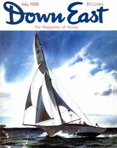 169 Best Down East Magazine Covers images in 2019 | Magazine