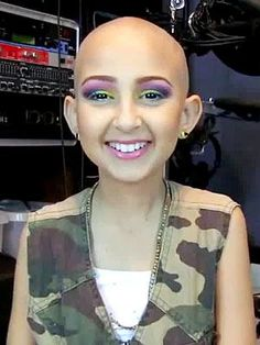Talia Castellano cancer patient