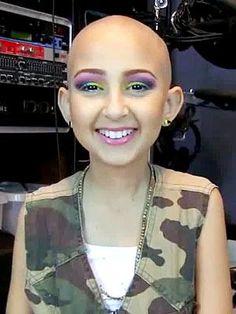 Talia Castellano cancer patient