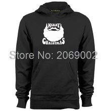 BEARD christmas santa Mens & Womens High quality Personalized Funny Hoodies(China (Mainland))