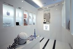 Nike x colette: The Away Project Retail Space. Limited time pop-up store.