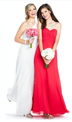 love this color for bridesmaids.