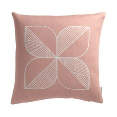 Large Rosette Cushion