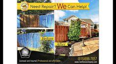 Need repair we can help - Ram Fence Company
