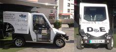 Nuevo coche eléctrico Comarth