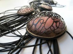 Kelly Munro - New Designers Goldsmiths' Company Award for Jewellery www.kellymunrojewellery.com