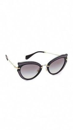 54d6a3c6d06 Trendiest Glasses With Their Alternate Affordable Options   Miu Miu ...