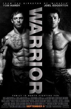 An emotional tale with intense performances put up by Joel Edgerton, Tom Hardy and Nick Nolte. A brother has to fight brother to resolve an unresolvable conflict running in the family.