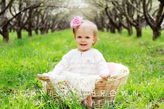child portrait, spring session