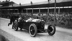 GP France 1924 , Alfa Romeo P2 #3 , Driver Antonio Ascari , ended in 9th place