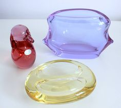 Yellow bowl- Miloslav Klinger- Zelezny brod