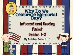 memorial day reading passage middle school