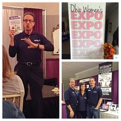 Had a great time speaking and listening at this weekend's Ohio Women's Expo. I am available to speak on a wide variety of #health subjects for your #conference or #expo. #womenshealth #platform #femalehormones #nutrition