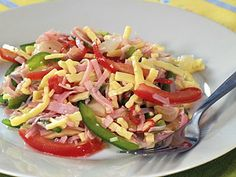 Salát bohemia