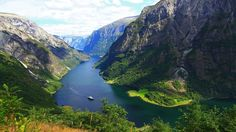 Experience the famous Fjord Norway region