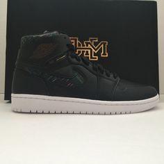 official photos c197c e0e98 DS Nike Air Jordan 1 I Retro BHM Size 8.5 Ds, Jordan 1, Nike