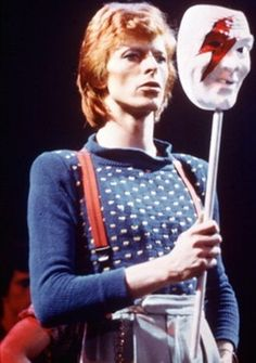 bowie mask                                                                                                                                                                                 More