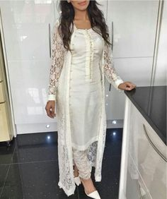 Buy best ethnic party wear long Anarkali Salwar suits / kameez dresses online shopping @ cash on delivery. Pakistani Outfits, Indian Outfits, Net Gowns Pakistani, Party Wear Indian Dresses, Eid Dresses, Indian Attire, Indian Wear, Indian Suits Punjabi, Salwar Designs