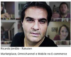 Convidado: Ricardo Jordão (Rakuten). Tema: Omnichanel. Com Denis Zanini e Elvis Gomes. Clique e assista!