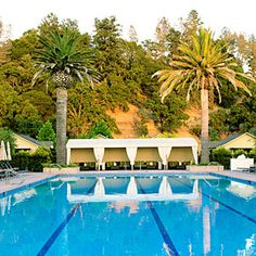25 best hotels in the West   Solage Calistoga   Sunset.com