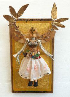 Mother Bird II by Catherine Phelps