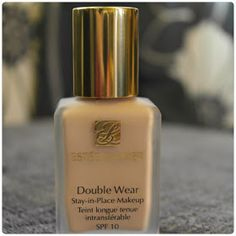 Sunshine On A Cloudy Day Blog :): Top 15 Posts Of 2014 - Estee Lauder Double Wear Foundation Review
