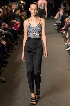 Cut-out fashion trend, spring/summer 2015